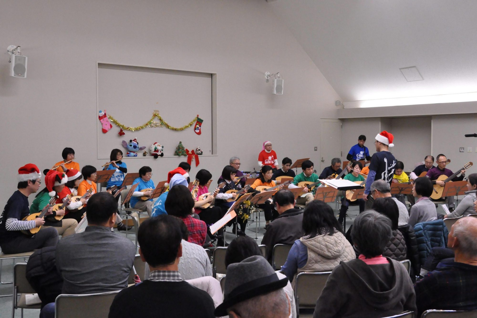 クリスマス・コンサート